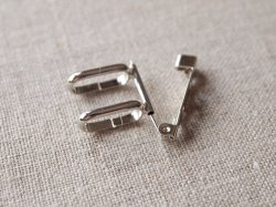 画像4: ブローチを帯留めにする便利な金具