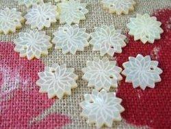 画像1: シェルパーツ 菊
