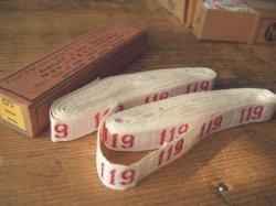 画像1: ナンバーテープ箱付 119
