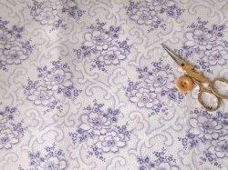 画像2: ジャーマンファブリック 紫  ギフトボックス柄
